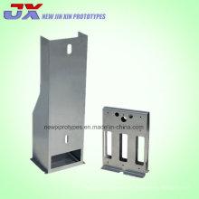 Chapa metálica que carimba as peças fazendo à máquina de dobra de corte com preço barato
