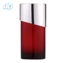 Ad-P438 Deep Red Color Glass Spray Cosmetics Bottle