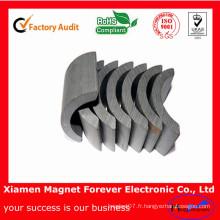 Transformateur de noyau de ferrite magnétique permanent à haute température