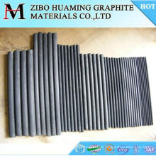 High strength graphite carbon rod
