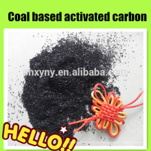 granulierte Aktivkohle aus Kohle zur Entschwefelung China Lieferant