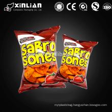custom printing heat seal bags popcorn