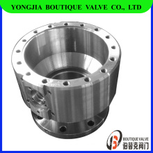 Body Cap for Industrial Ball Valves