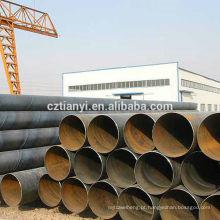 Atacado Moderno tubo de aço de carbono erw