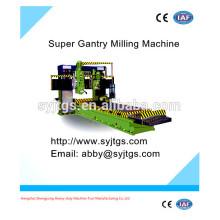 Haute précision CONDENSER CNC GANTRY TYPE PERFORATION MACHINE prix à vendre