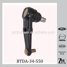 Nueva junta de bola de la extremidad de la barra partes 555 Junta de la bola para el frente del coche de Mazda BTDA-34-550 inferior