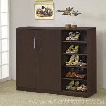 Meubles à étagères en bois pour étagères (HF-EY08182)