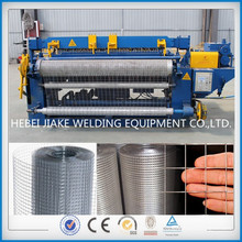 Security welded wire mesh production line