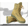 Tactical Boots of Superior Suede Bovine Leather/ Waterproof Fabric with Exquisite Sewing Technology