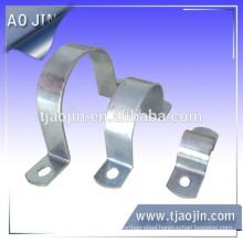 Heavy saddle clamp