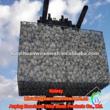 Silber Stein Käfig Netz für Stein protein mit hoher Qualität und konkurrenzfähigen Preis im Speicher
