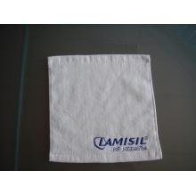 Полотенце для лица из 100% хлопка с вышивкой