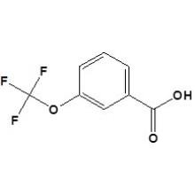 Acide 3- (trifluorométhoxy) benzoïque N ° CAS 1014-81-9