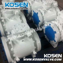 3 Pieces Forged High Performance Ball Valves