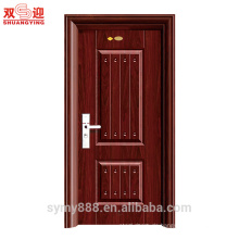 China Design Edelstahl Innentür