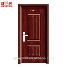 Porta interior de aço inoxidável do projeto de China