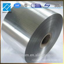 Industrie du bâtiment Rouleaux de feuilles d'aluminium pour la construction