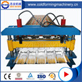 IBR Wall Sheet Cold Roll Forming Machine