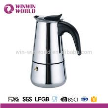 Italia Máquina de café espresso profesional de acero inoxidable