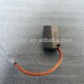 Cepillo de puesta a tierra del generador de viento AG20 / LFC554 / EG5U S13 / F19 MA1147-AB Cepillo de carbón