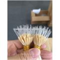 Doble Srawn Plastic Stick cabello humano al por mayor Nano Tip extensiones de cabello