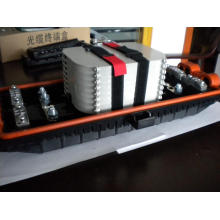 PC Material 3 en 3 fuera 96 Cores Fibra Cierre de empalme