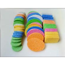 Coloful Cellulose Sponge pour le lavage de chien