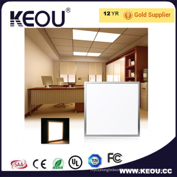 PF> 0,9 Ra> 80 AC85-265V 600X600 50W LED-Paneel