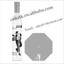 Paraguas de la botella de vino / paraguas creativo de la sombrilla de la botella de vino / paraguas del sol