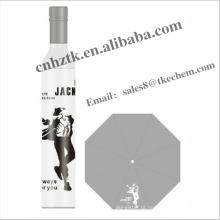 Guarda-chuva de garrafa de vinho / guarda-chuva de pára-sol de garrafa de vinho criativo / guarda-sol