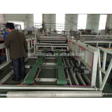 Full-Automatic High-Speed Rewinding and Perforating Small Toilet Paper Machine