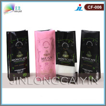 Plastic Printed Valve Coffee Packaging Bag