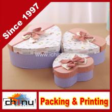 Caja de regalo de papel / caja de embalaje de papel (110241)