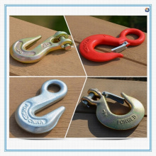 Drop Forged Carbon Steel Swivel Hooks Eye and Grab Hooks