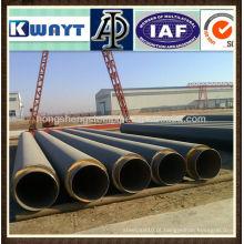 Isolamento térmico tubo de aço para o vapor quente