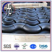 Butt Weld coude de rayon court en acier au carbone de 180 degrés avec le grand escompte