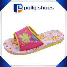 Fashion Flat Girls Platform Sandales Pantoufles pour enfants
