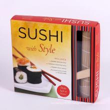 Food packaging paper sushi box