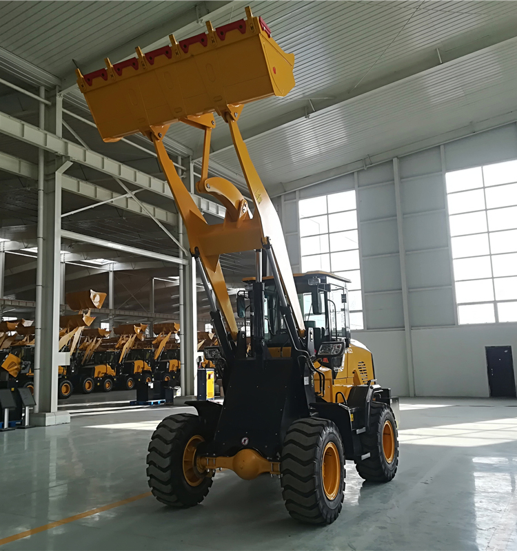 Agricultrual Mini Loader Price
