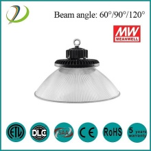 IP65 industriell 100w led hög bay ljus