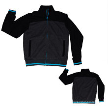 Yj-3002 Mens Black Grey Sports Jacket Sport Online