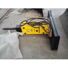 Hydraulic Breaker Of Skid Steer Loader