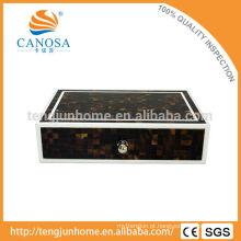 Hotel Amenity Luxury Pen caixa de armazenamento Shell