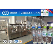 Automatic PET Bottle Beverage Filling Machine for zhongguan
