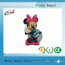 Рекламные мягкий ПВХ Магнит холодильника для Промотирования