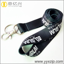 promotion personal logo key chain holder lanyard