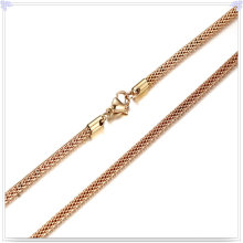 Fashion Necklace Stainless Steel Jewelry Fashion Chain (SH046)