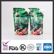 Wholesale spicy fresh wasabi sauce with 150g and 500g