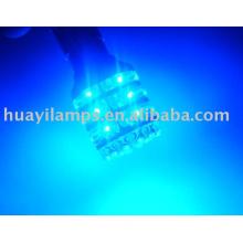 Cool blue LED car decorative lamp
