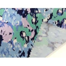 Nylon Spandex Print Jersey